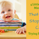 4 Little Known Mistakes That Could Stop Your Child Trying New Foods