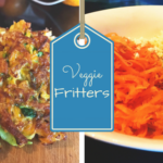 Quick & Tasty Veggie Fritters for Kids