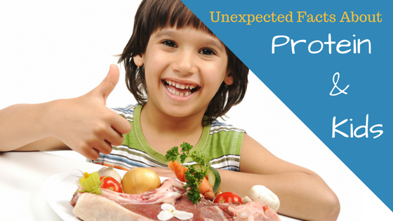 Unexpected Facts About Protein and Kids