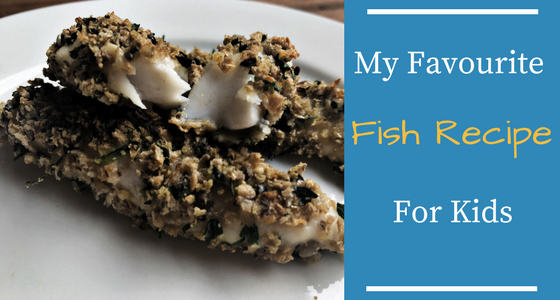 My favourite fish recipe for kids dr jennifer cohen for Fish recipes for kids